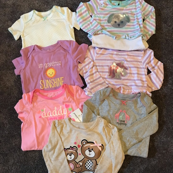 Other - Seven 18-24m onesies